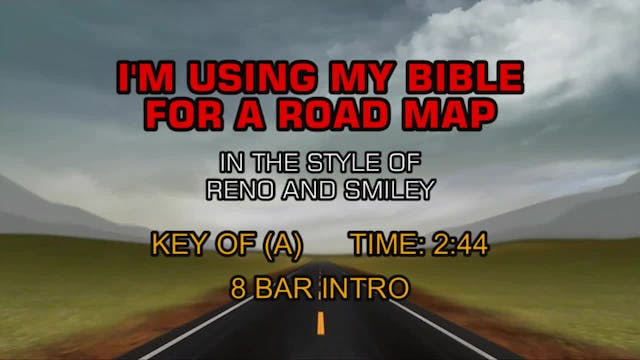 Reno & Smiley - I'm Using My Bible Fo...