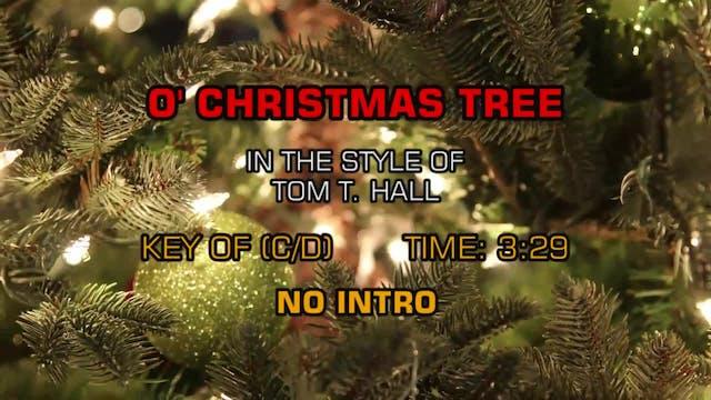 Tom T. Hall - O' Christmas Tree