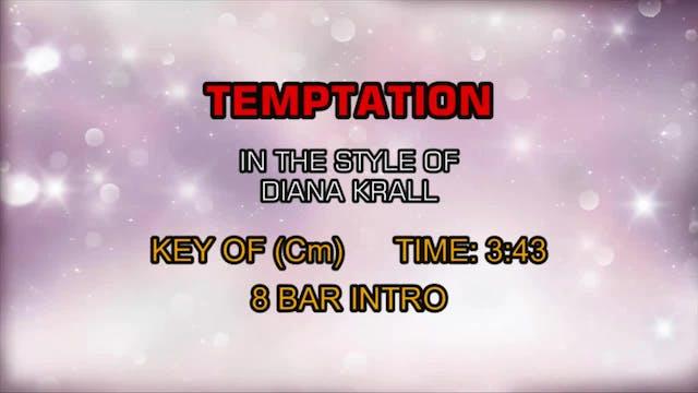 Diana Krall - Temptation