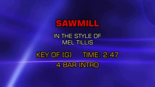 Mel Tillis - Sawmill