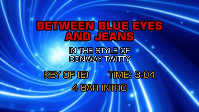 Conway Twitty - Between Blue Eyes And...