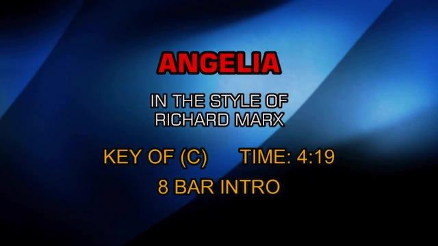 Richard Marx - Angelia