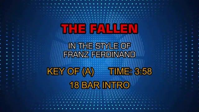 Franz Ferdinand - Fallen, The