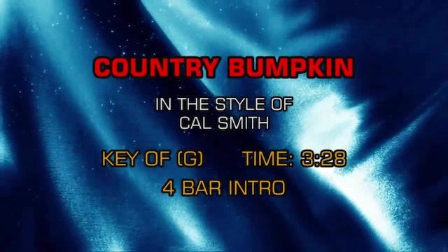 Cal Smith - Country Bumpkin