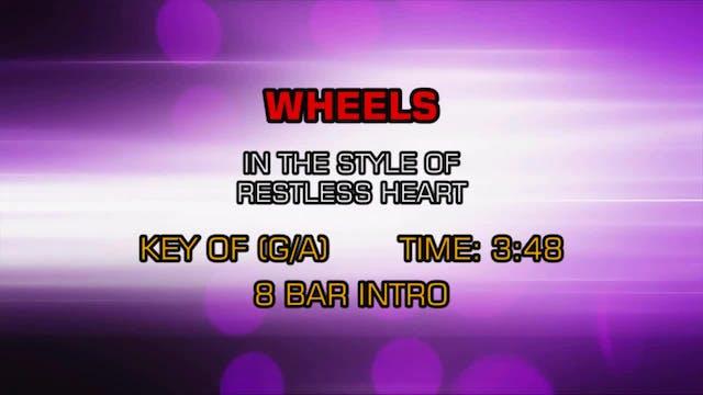 Restless Heart - Wheels