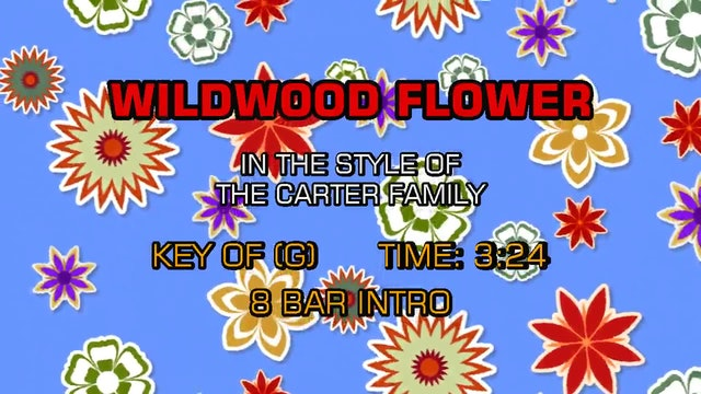 The Carter Family - Wildwood Flower