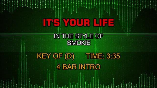 Smokie - It's Your Life