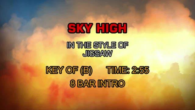 Jigsaw -Sky High