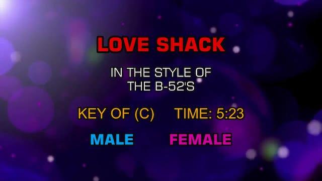 B-52s - Love Shack