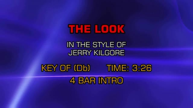 Jerry Kilgore - Look, The