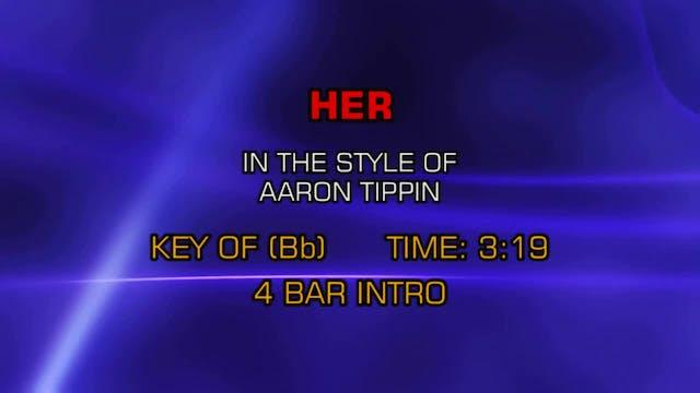 Aaron Tippin - Her