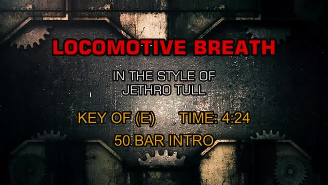 Jethro Tull - Locomotive Breath