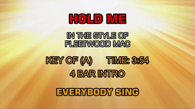 Fleetwood Mac - Hold Me