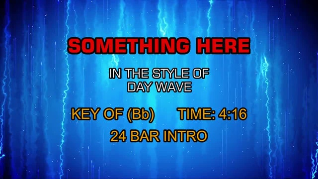 Day Wave - Something Here