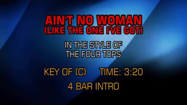 Four Tops - Ain't No Woman (Like The ...