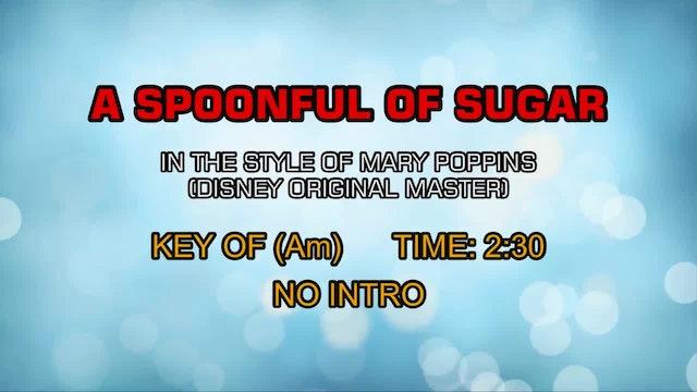 Mary Poppins (Disney Original Master) - A Spoonful of Sugar