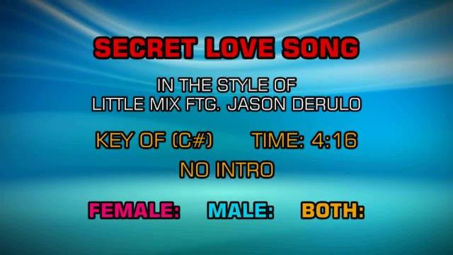Little Mix featuring Jason Derulo - S...