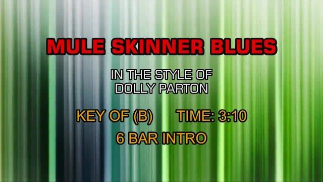 Dolly Parton - Mule Skinner Blues