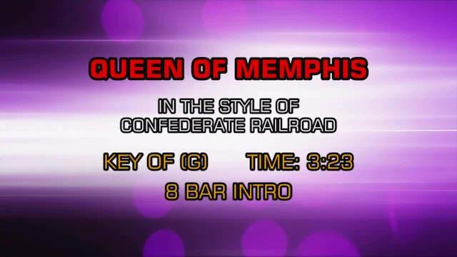 Confederate Railroad - Queen Of Memphis