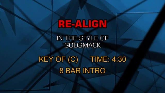 Godsmack - Re-Align