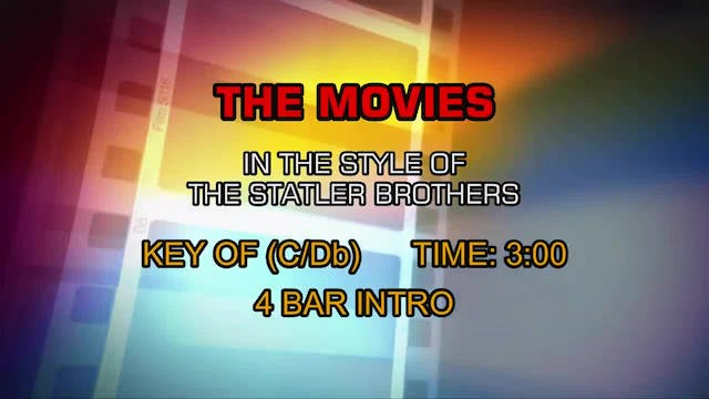 Statler Brothers, The - Movies, The