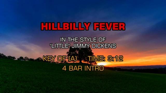 """""""Little"""" Jimmy Dickens - Hillbilly Fever"""