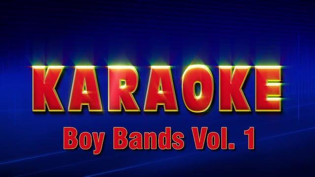 Lightning Round Karaoke - Boy Bands V...