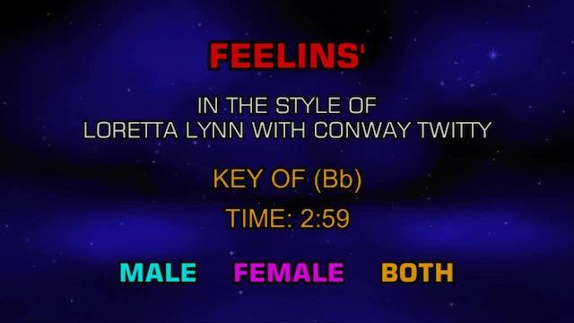 Loretta Lynn & Conway Twitty - Feelins'