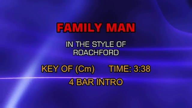 Roachford - Family Man