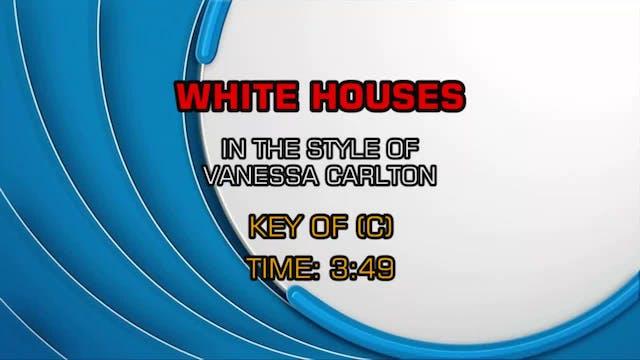 Vanessa Carlton - White Houses