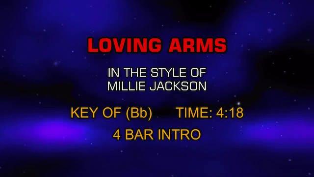 Millie Jackson - Loving Arms