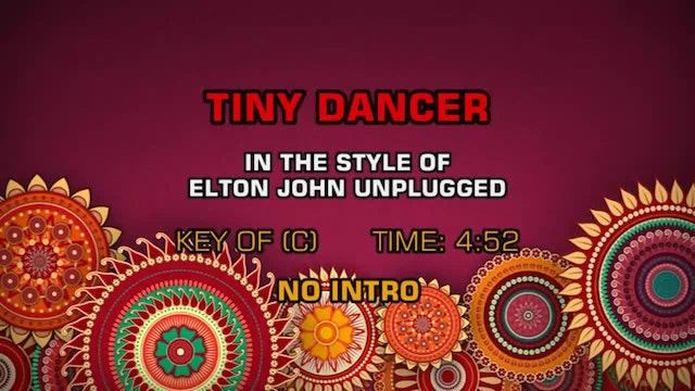 Elton John - Unplugged - Tiny Dancer