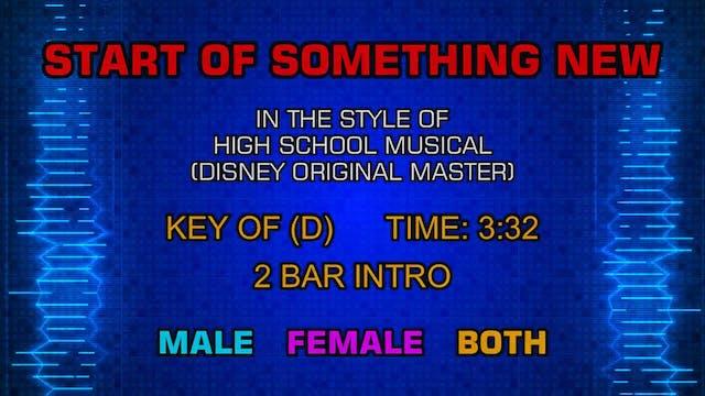 High School Musical (Disney Original ...