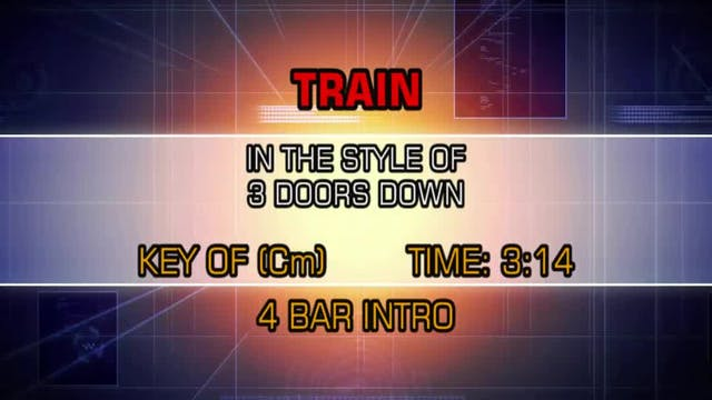 3 Doors Down - Train