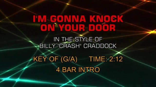 "Billy ""Crash"" Craddock - I'm Gonna Kn..."