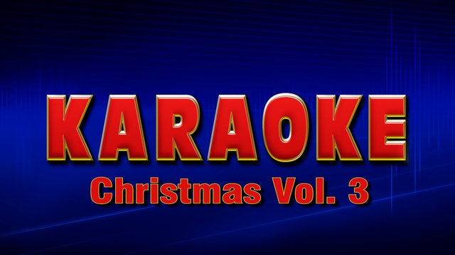 Lightning Round Karaoke - Christmas Vol. 3