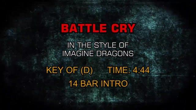 Imagine Dragons -Battle Cry