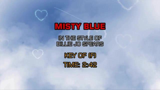 Billie Jo Spears - Misty Blue