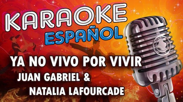 Juan Gabriel & Natalia Lafourcade - Y...