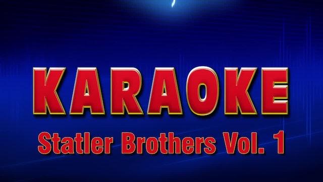 Lightning Round Karaoke - Statler Brothers Vol. 1