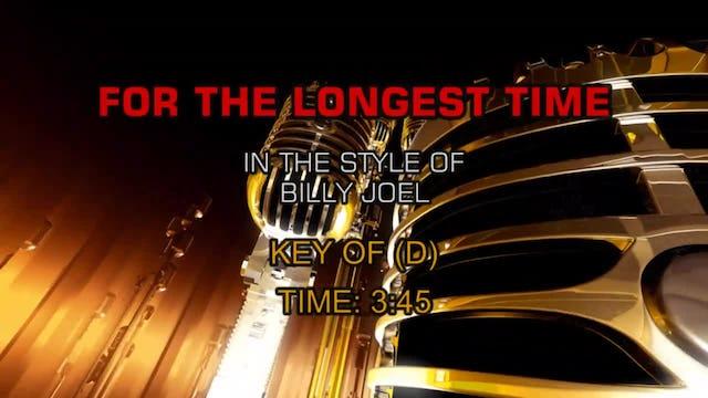 Billy Joel - The Longest Time