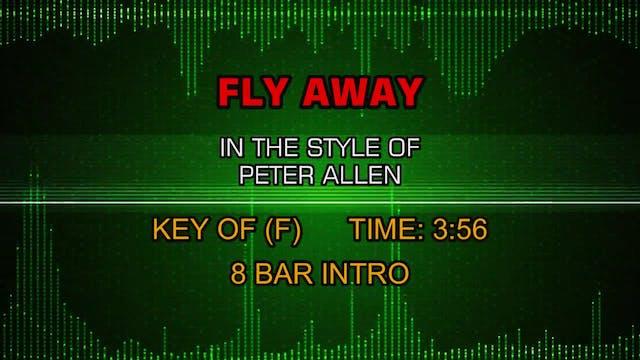 Peter Allen - Fly Away