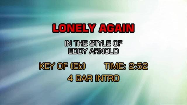 Eddy Arnold - Lonely Again