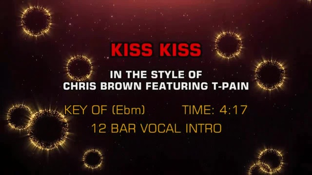 Chris Brown ftg. T-Pain - Kiss Kiss