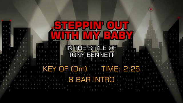 Tony Bennett - Steppin' Out With My Baby
