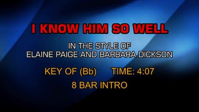 Elaine Paige and Barbara Dickson - I ...
