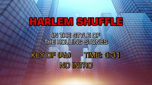 The Rolling Stones - Harlem Shuffle