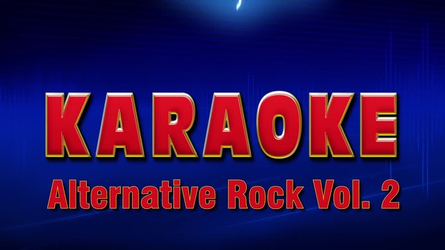 Lightning Round Karaoke - Alternative Rock Vol. 2