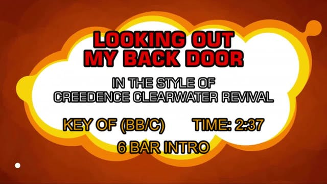 Creedence Clearwater Revival - Lookin...