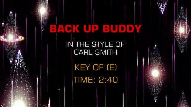 Carl Smith - Back Up Buddy